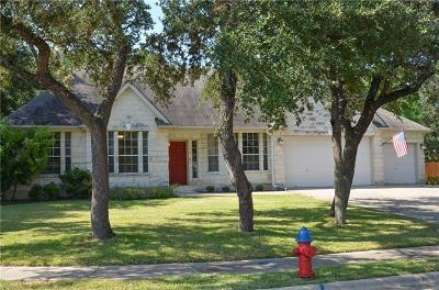 Pflugerville, Round Rock Single Family Home For Sale: 1011 Forest Bluff Trl