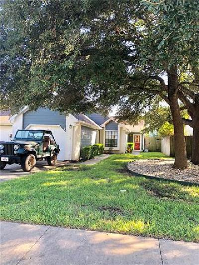 Hays County, Travis County, Williamson County Condo/Townhouse Pending - Taking Backups: 8801 Cainwood Ln #B