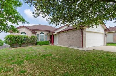 Hutto Single Family Home Pending - Taking Backups: 314 Dana Dr