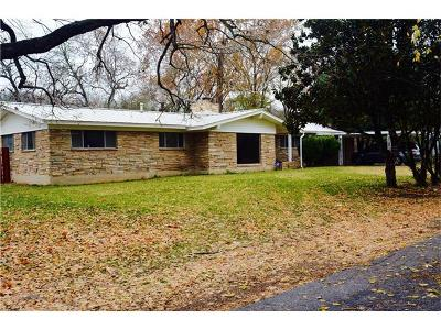 Austin Single Family Home For Sale: 9400 Springdale Rd