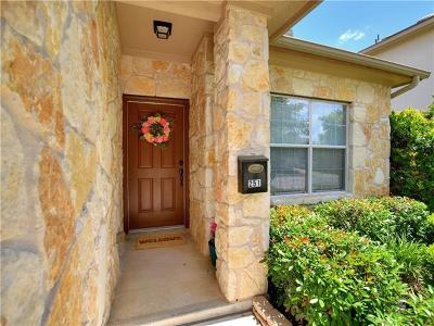 Leander Single Family Home For Sale: 251 Housefinch Loop