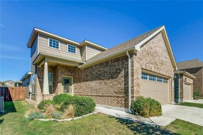Hays County, Travis County, Williamson County Single Family Home For Sale: 1320 Canopy Creek Way S