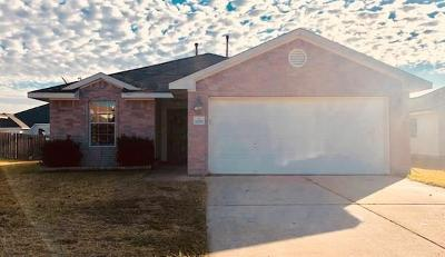 Hutto Single Family Home For Sale: 1409 Pearsall Ln