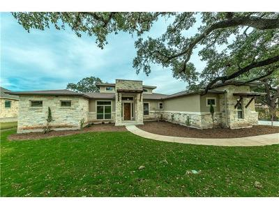 New Braunfels Single Family Home For Sale: 625 Haven Point Loop