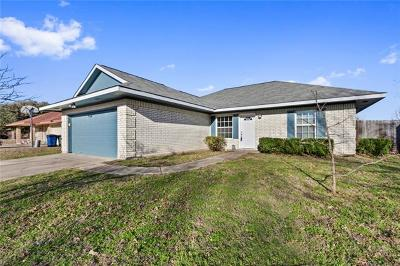 Leander Single Family Home Pending - Taking Backups: 704 Northern Trl