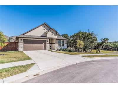 Bee Cave TX Single Family Home Pending - Taking Backups: $414,900