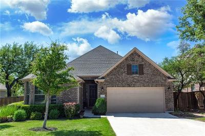Leander Single Family Home For Sale: 2728 Granite Hill Dr