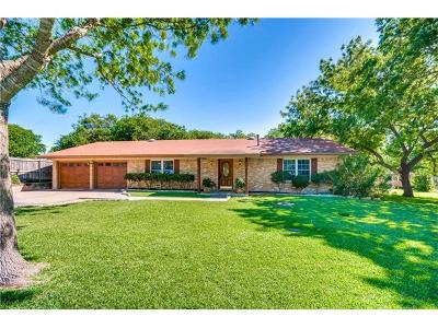 Pflugerville Single Family Home Active Contingent: 402 W Main St