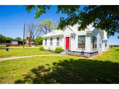 San Marcos TX Single Family Home Pending - Taking Backups: $627,500