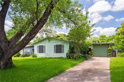 Travis County Single Family Home For Sale: 4614 S 2nd St