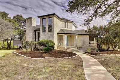 Dripping Springs Single Family Home For Sale: 1021 Sunset Canyon Dr