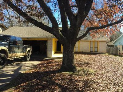 Travis County Single Family Home For Sale: 9407 Mountain Quail Rd