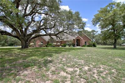 Refugio County, Goliad County, Karnes County, Wilson County, Lavaca County, Colorado County, Jackson County, Calhoun County, Matagorda County Single Family Home For Sale: 909 Paddy