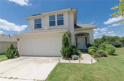 Pflugerville  Single Family Home For Sale: 1001 Sweet Leaf Ln