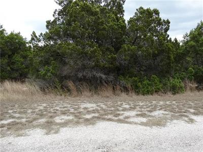 Lago Vista TX Residential Lots & Land For Sale: $5,900
