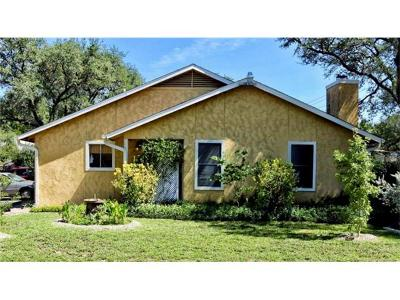 Travis County Condo/Townhouse For Sale: 4902 Duval Rd #R2
