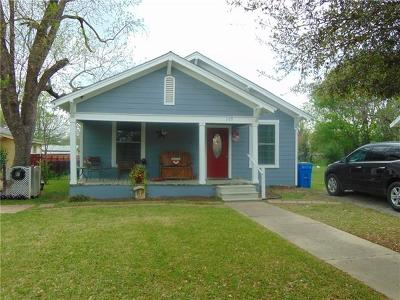 Taylor Single Family Home For Sale: 309 Vernon St