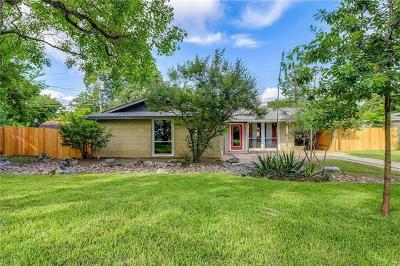 Austin Single Family Home For Sale: 1313 Westmoor Dr