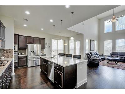 Cedar Park Single Family Home For Sale: 610 Cheyenne Ln