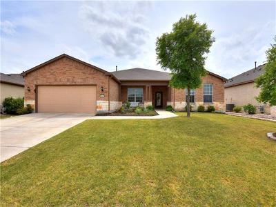 Single Family Home For Sale: 902 Major Peak Ln
