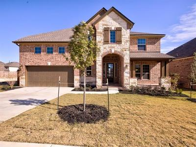 Georgetown Single Family Home For Sale: 512 Honeybird Ln