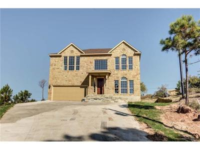 Bastrop Single Family Home Active Contingent: 108 Lae Ct