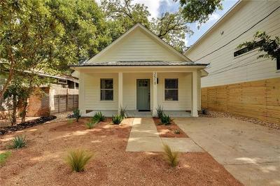Austin Single Family Home Pending - Taking Backups: 2518 E 3rd St