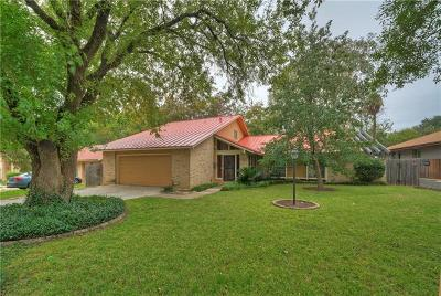Single Family Home Pending - Taking Backups: 9304 Quail Meadow Dr
