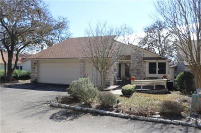 Wimberley Condo/Townhouse For Sale: 59 Cypress Pt