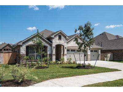 Georgetown Single Family Home For Sale: 516 Blue Agave