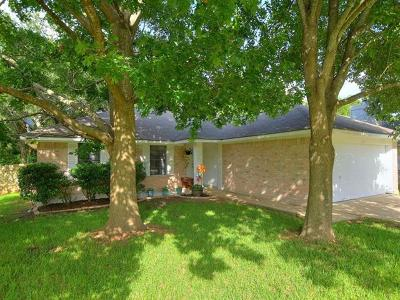 Cedar Park Single Family Home Pending - Taking Backups: 2304 Yaupon Trl