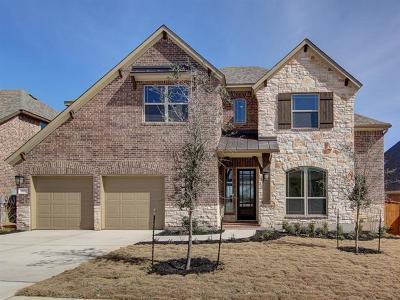 Georgetown Single Family Home For Sale: 508 Breezygrass Way