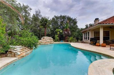 Austin Single Family Home For Sale: 5700 Laguna Cliff Ln