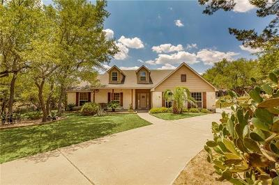 Dripping Springs Single Family Home Pending - Taking Backups: 18141 Compass Cir