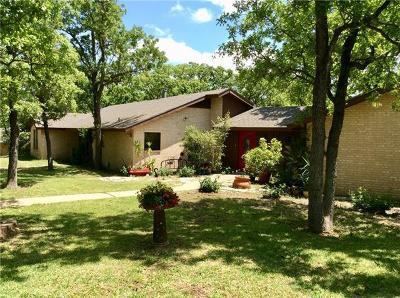 Giddings Single Family Home For Sale: 1211 County Road 205