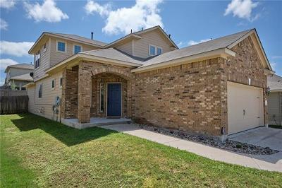 Hutto Single Family Home For Sale: 111 Buescher Cv