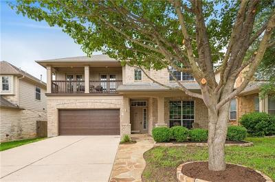 Cedar Park Single Family Home For Sale: 2714 Lovett Ln