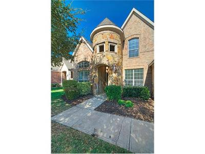Round Rock Single Family Home For Sale: 3854 Harvey Penick Dr