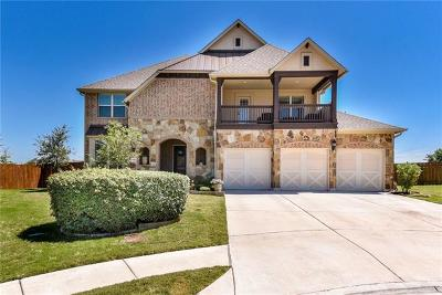 Pflugerville Single Family Home Active Contingent: 3941 Octavia Dr