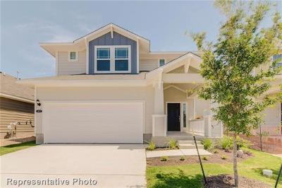 Georgetown Single Family Home For Sale: 220 Gaida Loop