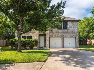 Travis County Single Family Home For Sale: 5605 Vol Walker Cv
