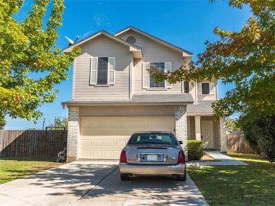 Kyle Single Family Home Pending - Taking Backups: 130 Elmer Cv