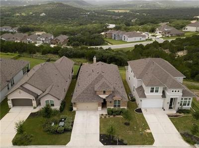 Leander Single Family Home For Sale: 2613 Milan Meadows Dr