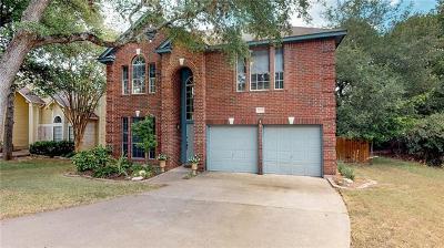 Hays County, Travis County, Williamson County Single Family Home For Sale: 6033 Abilene Trl