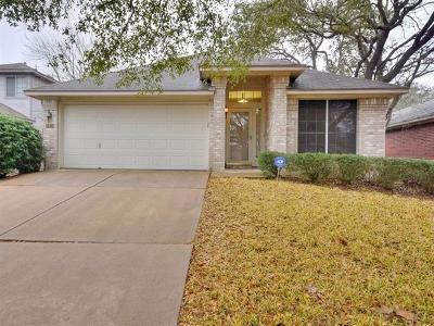 Austin Single Family Home For Sale: 9409 Bradner Dr