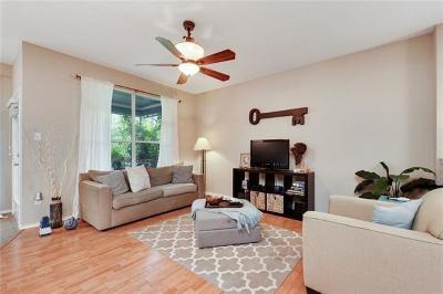 Cedar Park Single Family Home Pending - Taking Backups: 1219 Rawhide Trl