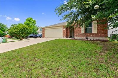 Hays County Single Family Home For Sale: 124 Coreopsis Cv