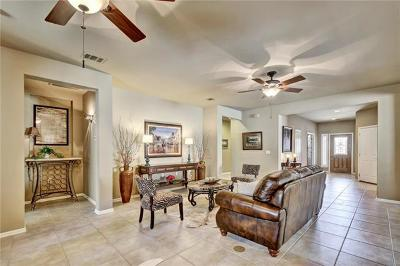 Sun City Single Family Home For Sale: 409 McKinney Falls Ln