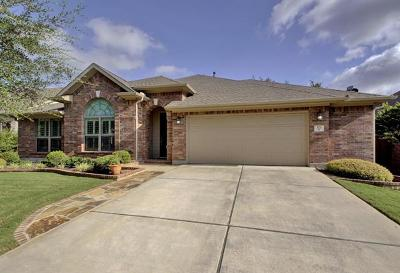 Austin Single Family Home For Sale: 373 Wild Rose Dr