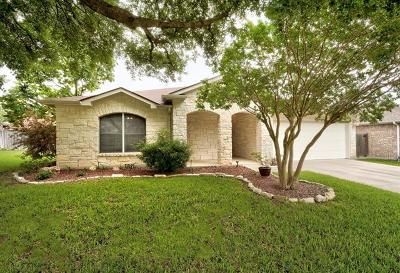 Round Rock TX Single Family Home For Sale: $238,000